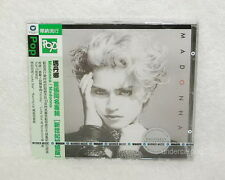 Madonna Lucky Star Taiwan CD + Bonus 2 Tracks w/OBI