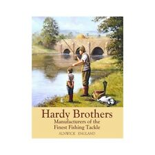Hardy Brothers, Fly Fishing Tackle, Countryside River, Rod, Small Metal Tin Sign