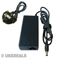 For samsung e352 ja02uk R530 Laptop Charger Adapter PSU UK + LEAD POWER CORD
