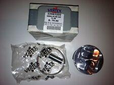 2004-2009 Honda CR CRE 250F Pro Big Bore Vertex Piston Kit 79.9mm 229832000 D