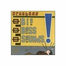Big Boss Sound By Reckless Sleepers Music CD in original case