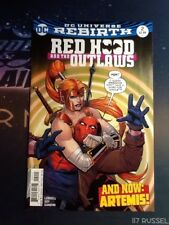 Red Hood and The Outlaws #2 2017 DC Comics 1st Printing VF/NM (CBS066)