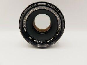 Yashica Auto Yashinon DX 50mm F1.4 Lens M42 Mount