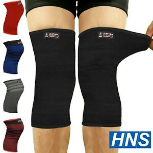 Knee Brace Support Compression Sleeves Arthritis Running Gym Support Injury Pain