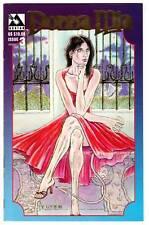 DONNA MIA (Avatar) #3 (4/97)--NM- / Foil Logo Cover Variant; Trev Utz-art/cover^