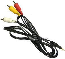 New Panasonic K2KYYYY00203 A/V Cable for HC-V10, HC-V10M, HC-V11M - US Seller