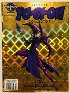 Unofficial Collection Yu-Gi-Oh Beckett Feb/March, 2003 #4