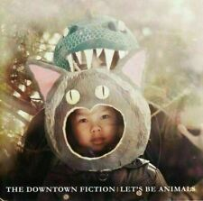 The Downtown Fiction ~ Let's Be Animals [CD] New!!