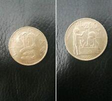 San Marino moneta 200 lire del 1995