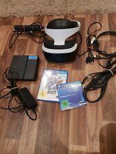 Sony Playstation VR Set für PS4 - Virtual Reality Brille - 1A Zustand Mit Kamera