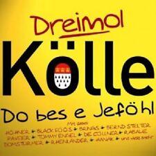 DREIMOL KÖLLE DO BES E JEFÖHL 3 CD NEU