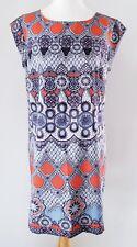 NWT BANANA REPUBLIC GREEK ISLE SHIFT DRESS SZ M 10