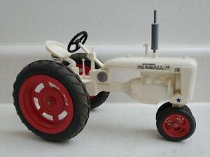 Farmall C White Demonstrator Florida Classics 1/16 Plastic 1980's