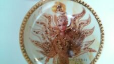 Barbie Goddess Of The Sun- By Bob Mackie- Lim. Ed. Collectible Numbered Plate