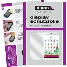 2x Telekom Tablet Puls Pellicola Prottetiva Transparente Proteggi Schermo