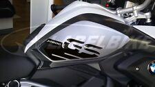 2 ADESIVI gel 3D PROTEZIONI LATERALI compatibili PER MOTO BMW GS R1200 dal 2017