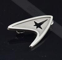 Star Trek Starfleet Command Division Handmade Badge Brooch Pin