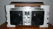 SHARP GF-508ST Radio Boombox with Box