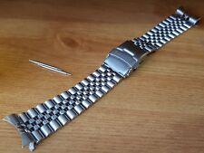 22MM SEIKO JUBILEE STEEL BRACELET 7S26-0020 SKX007 K2 SKX009 K2 7002-7000 STRAP