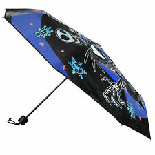 Nightmare Before Christmas Jack Skellington Snowflakes Color-Changing Umbrella