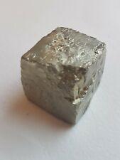 Golden Pyrite cube