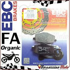 PASTIGLIE FRENO POSTERIORE EBC FA101 YAMAHA XT 600 1987-1990