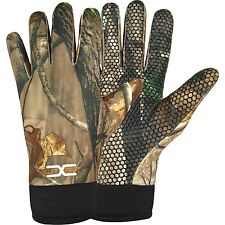Jacob Ash Hot Shot Ringneck Realtree AP Camo Hunting Gloves- Size O/S - NEW!