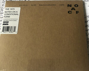 The 1975 Notes On A Conditional Form New Sealed Digipak Cd Free Post U.K.