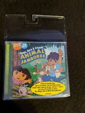 Diego, Dora and Friends' Animal Jamboree by Various Artists CD Nick Jr (NEW)