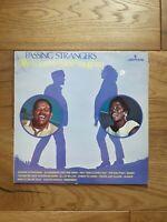 Billy Eckstine & Sarah Vaughan – Passing Strangers 20155 SMCL Vinyl, LP, Album