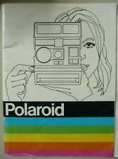 Instructions POLAROID 640 660 instant camera   - on CD/Email