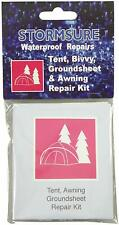 STORMSURE Tent Bivvy Groundsheet Awning Camping Waterproof Repair Kit RKTENT