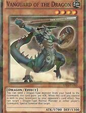 YU-GI-OH: VANGUARD OF THE DRAGON - SHATTER FOIL RARE - BP03-EN060 - 1st EDITION