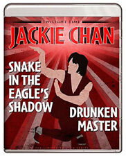 Snake In The Eagle's Shadow/Drunken Master Double Feature Limited Edition Bluray