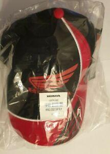 Honda Wing Logo Cap, genuine Honda merchandise still in plastic brand new