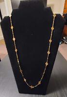 Avon Vintage Gold-tone Necklace