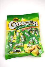 Ginger Coconut Hard Candy Keo Gung Dua 4.23 oz