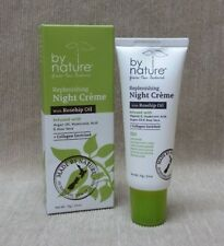 by nature Replenishing Night Creme with Rosehip Oil & Collagen Enriched 2.5 oz