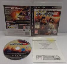 Console Game Gioco SONY Playstation 3 PS3 PAL ITALIANO Play ITA - MASS EFFECT 2
