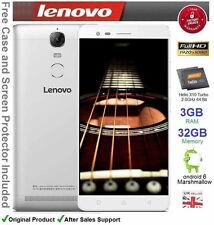 """LENOVO k5 5.5"""" SMARTPHONE NOTE OCTA CORE DUAL SIM 3gb RAM 32gb Sbloccato Nuovo"""