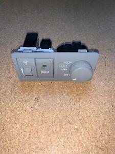2003-2006 KIA Sorento Cruise Dimmer 4WD Switch GRAY OEM