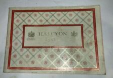 36-Page Halcyon Days Small Merchandise (Enamel Boxes) Catalog Book Booklet