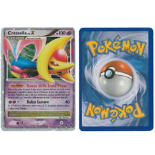 Pokemon • CRESSELIA LV X ita near-mint (Incontri Leggendari) 103/106