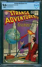 Strange Adventures #141 CBCS NM+ 9.6 Blanc Blanc Mountain DC Comics