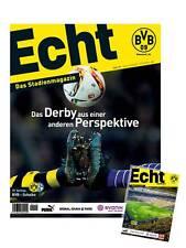 Programmheft # 115 - BVB 09 / FC Schalke 04 - Derby 2016 - Matchday Magazine