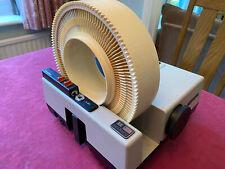 Hanimex La Ronde eft 35mm Slide Projector with 120 slide carousel