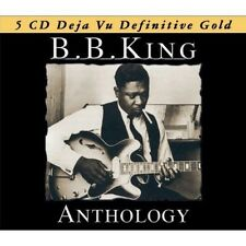 B.B. King, Bb King - Anthology [New CD] Germany - Import