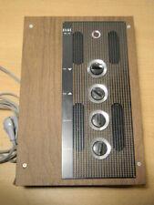 -> vintage ELAC PBV 140 VERSTÄRKER integrated tube amp Röhrenverstärker RARITÄT