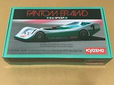 Kyosho 30635 1/12 R/C Electric Powered Racing Car FANTOM EP 4WD New from Japan