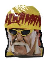 Hulk Hogan Wrestler Yellow Bandana 1980's 1990's WWE Fancy Dress Hulkamania